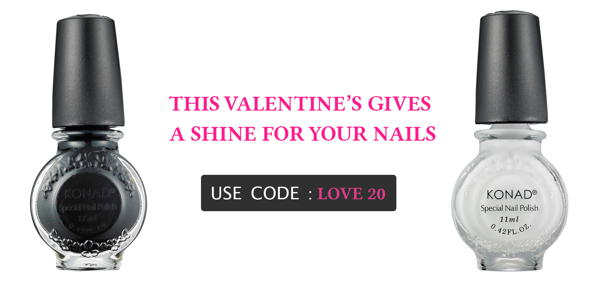Valentine gift for your nails