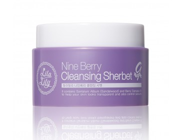 [LILA LILY] Nine Berry Cleansing Sherbet