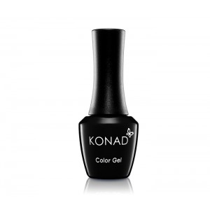 Color Gel Nail Polish - CG003 Pure Black
