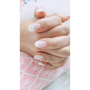 Color Gel Polish CG004-Pure White