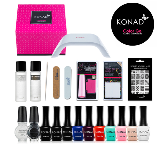 Gel Polish Kit