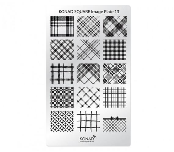 SquareImage Plate 13
