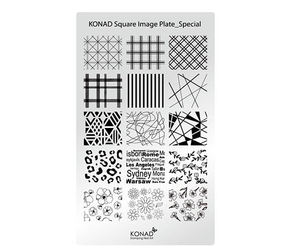 SQUARE IMAGE PLATE SPECIAL