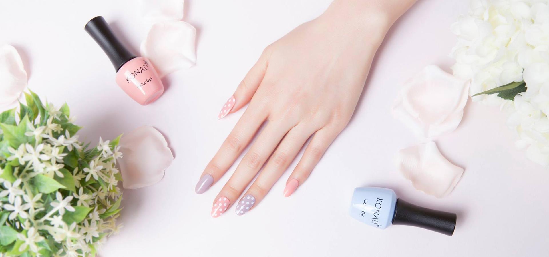 konad stamping nail art1