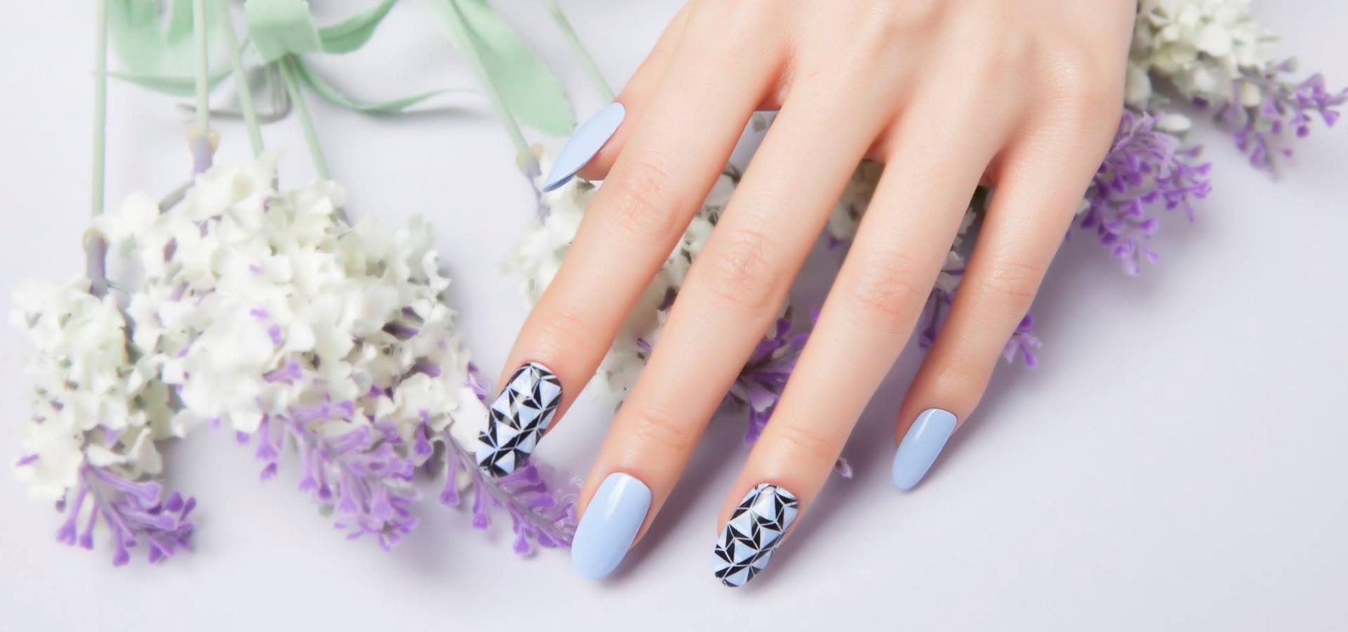 konad stamping nail art3